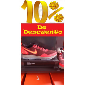 Tenis Nike Zoom All Out Low 2 Originales Numeros 25 A 31 Nvo