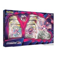 Box Pokémon Coleção Premium Eternatus Vmax  - Copag