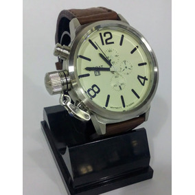 b60fffc17e2 Replica Relogio U Boat - Relógio Masculino no Mercado Livre Brasil