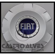 Calota Tampa Miolo Centro Roda Liga Leve Fiat Stilo Aro 15