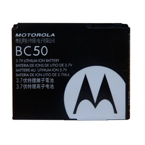Bateria Pila Motorola Bc50 V8 V9 Razr2 U6 L2 Nueva Original