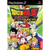 Patch Dragon Ball Z Budokai Tenkaichi 3 Ps2