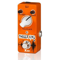 Pedal Analogico Xvive Pasher King Feedback True Bypass