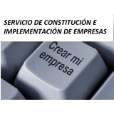 Constitución E Implementación De Empresas En Lima