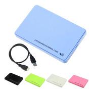 Case Carry Externo Notebook 2.5 Usb 3.0 Disco Sata