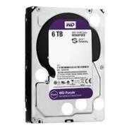 Disco Rigido Western Digital Wd60purx Purple 6tb Videovigila