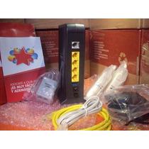 Kit Modem Router Wifi Arnet El Mejor Precio Nuevo