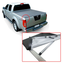 Lona Maritima Nissan Frontier Cabine Dupla 2003/07 Garantia