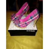 Precioso Zapato Via Rosmini Nuevos!!