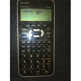 Sharp Calculadora Científica Write-view El- W535x