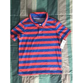 Polo Camisero Oshkosh Niño Talla 5 91654684d4172