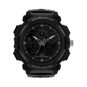 Relógio De Pulso Preto - Umbro Umb-066-4