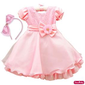 Vestido Infantil Gata Gatinha Marie Peppa Baby Alive Glamour