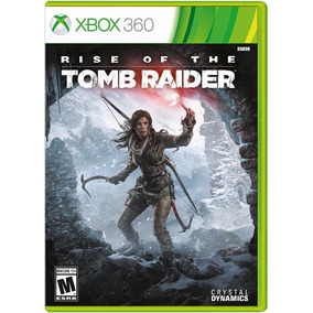 Rise Of The Tomb Raider - Xbox 360 - Disco Fisico