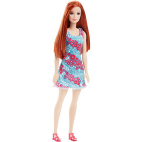Boneca Barbie Fashion Dvx91