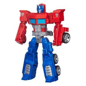 Transformers Boneco Generations Figura Cyber - Optimus Prime