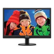 Monitor 18,5 Led Hdmi/vga 60hz Philips 193v5lhsb2