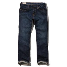 Calça Jeans Abercrombie Masculina - Tam: 42 (33x32) - P1