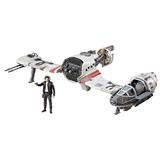 Resistance Ski Speeder, Star Wars, Captain Poe, Avion Hasbro