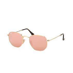lentes ray ban mujer rosas