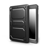 Fintie Apple Ipad Air Case - Casebot Tuatara Series -negro