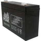 Bateria 6v 10 Amp - Central Shop