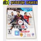 Fifa 14 2014 Ps3 Playstation 3 Fisico Español - Local