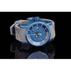 86658fa7a95 Relogio Nautica N10075 Fundo Azul Masculino - Relógios De Pulso no ...