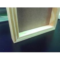 Marco Box Para Cuadros De Madera 15x21 Cm
