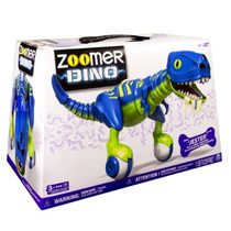 Zoomer Dino, Jester - Dinossauro Com Controle - Original Eua
