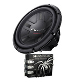 Subwoofer Pioneer Ts-w311d4 + Epicentro Soundstream