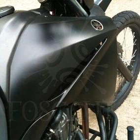 Adesivo Envelopamento Preto Fosco Decoração Móveis Motos Top