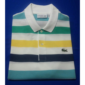 CamisasPolos Polo Blusas Camisa Olimpiadas Y Cuello Lacoste wX0N8OZnPk