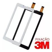Tela Vidro Touch Tablet Dl Mobi Tx384 Tx 384 7 Pol Branca