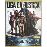 Álbum Figurinhas Liga Da Justiça O Filme - Completo P/colar