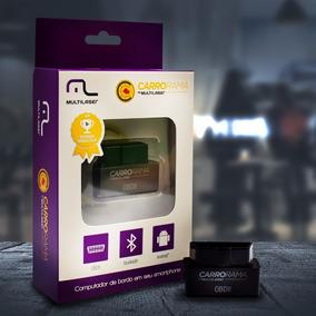 Scanner Automotivo Bluetooth Obdii Carrorama Multilaser New
