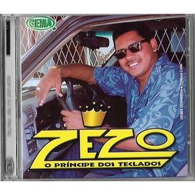 Cd Zezo O Principe Dos Teclados Vol. 1 Cd Original