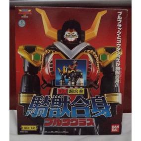 Megazord Torozord Power Rangers Galáxia Perdida Bandai Jap.
