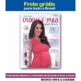 Revista Circulo Croche E Trico Mamae E Bebe N°2 Frete Gratis