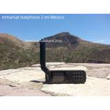 Inmarsat Isatphone 2 Telefono Satelital Maritimo Sos Usado