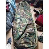 Sobre De Dormir Militar Con Impermeable