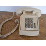 Telefono Antiguo De Botones En Buen Estado Funciona #99