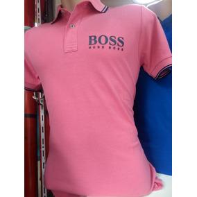 f225ce0b8ee Camisa Polo Masculina Hugo Boss