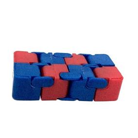 Juguete Anti Estrés Didáctico Tipo Fidget Spinner Cube