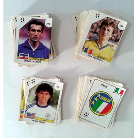 Complete Seu Album Figurinhas Da Copa Do Mundo 1990 - Panini