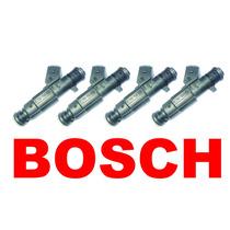 4 Bico Injetor Bosch S10 Blazer 2.4 Vectra 2.0 0280155821