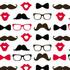 nº 014 Oculos e Bigode