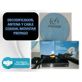 Decodificador Tv Movistar Sd Sensillo Somos Tienda Movistar