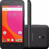 Celular Lenovo Vibe B Original Android 6.0 4g Preto