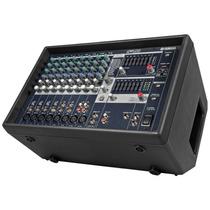 Mesa De Som Amplificada Yamaha Emx212s 440w - 12 Canais